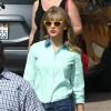 Taylor Swift Filming Her New Music Video In Los Angeles