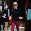Taylor Swift Heads To Her Concert