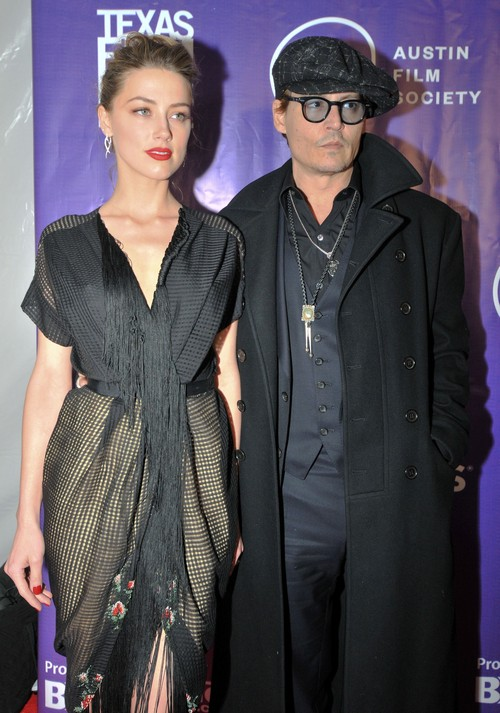 Johnny Depp and Amber Heard Had An Engagement Party: How Does Vanessa Paradis Feel?