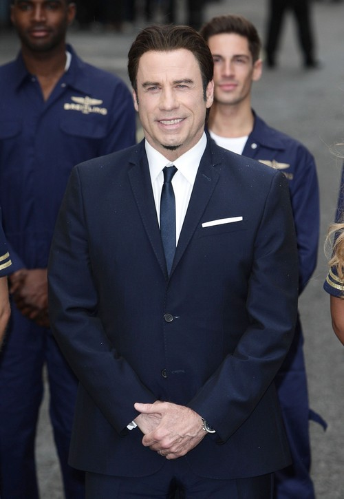 Scientology Expects John Travolta to Talk Up the Organization