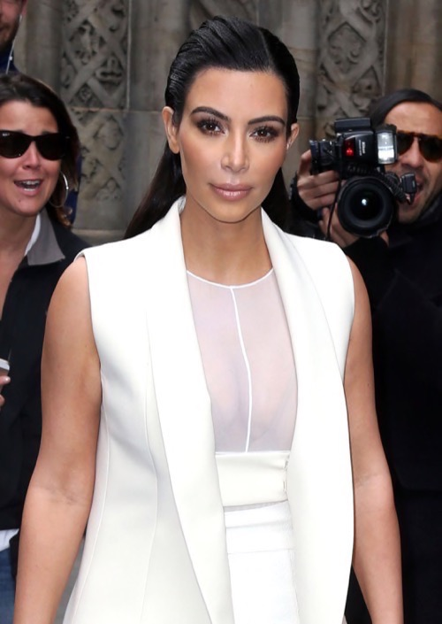 Kim Kardashian Talks Adoption And Surrogacy