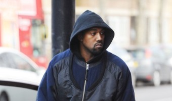 Hypocritical Kanye West Runs Errands In London