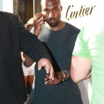 Kanye West Engages In Twitter Feud With Jimmy Kimmel