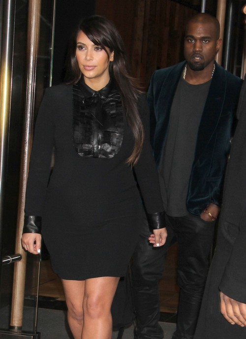 Kayne West Might Not Be There When Kim Kardashian Gives Birth