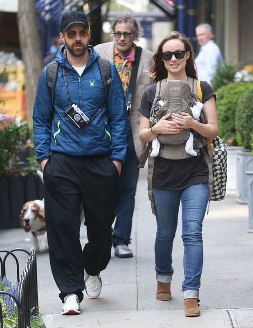 Olivia Wilde And Jason Sudeikis Have No Plans To Marry