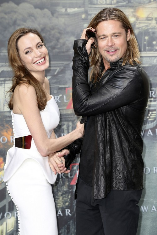 Angelina Jolie And Brad Pitt Set Wedding Date For This Summer