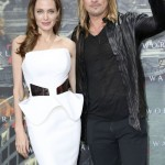 Angelina Jolie and Brad Pitt Feuding Over Thier Children Acting