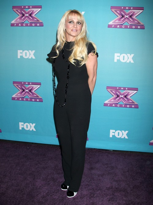 The Bloodbath Begins: Britney Spears Will Be Fired From The X Factor USA