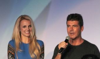Britney Spears' Huge Crush On Simon Cowell – She Doesn't Like His New GF Carmen Electra