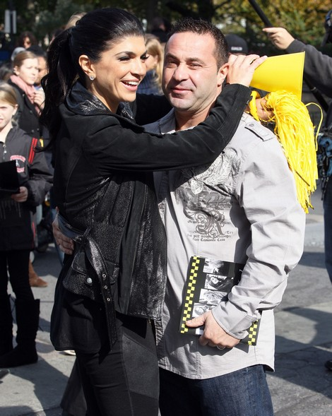 Will Teresa Giudice Be Fired from RHONJ?