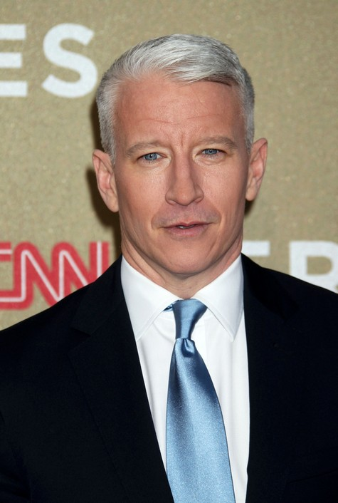 Anderson Cooper Could Care Less What Star Jones Has to Say
