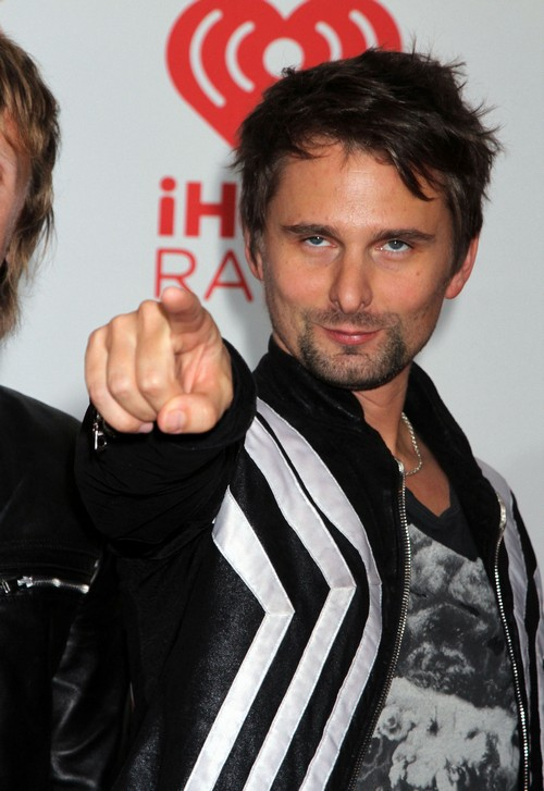 Matt Bellamy Comments On Broken Engagement With Kate Hudson