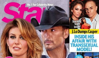 Faith Hill and Tim McGraw's Marriage Is Shattered