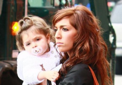 Farrah Abraham Traumatizes Daughter With Hot Wax Attack
