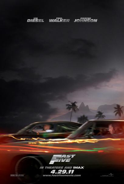 'Fast Five' Interactive Trailer Drops