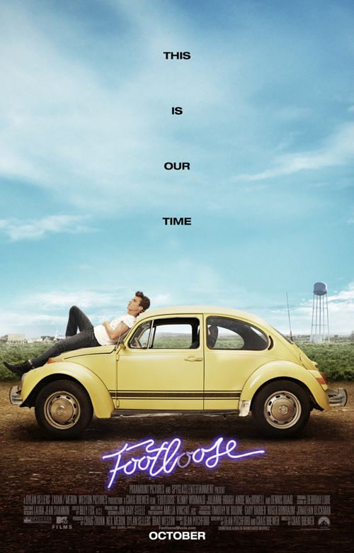 FULL Length 'Footloose' Trailer Has Arrived