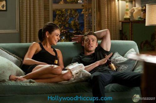 Friends With Benefits Stills - Justin Timberlake and Mila Kunis