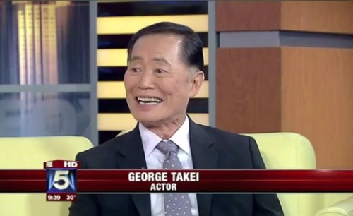 George Takei Takes Issue With Donald Trump About Celebrity Apprentice (Video)