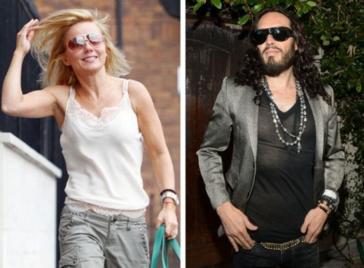 Did Geri Halliwell Admit She's Dating Russell Brand? Singer Says: 'I Want Someone Who's Trustworthy and Sweet'