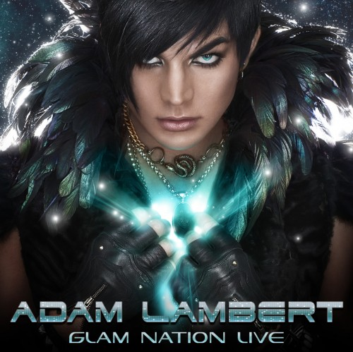 Adam Lambert &#8216;Glam Nation LIVE&#8217; CD/DVD Release Date + Track List