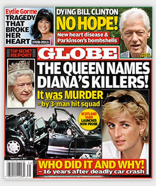 Princess Diana's Killers Finally Revealed!