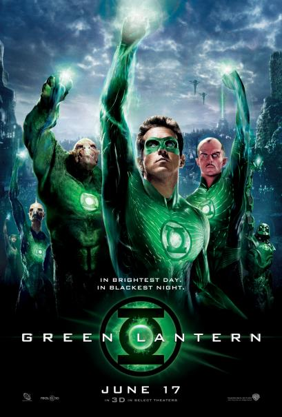 WATCH: First Clip From &#8216;Green Lantern&#8217; Has Landed