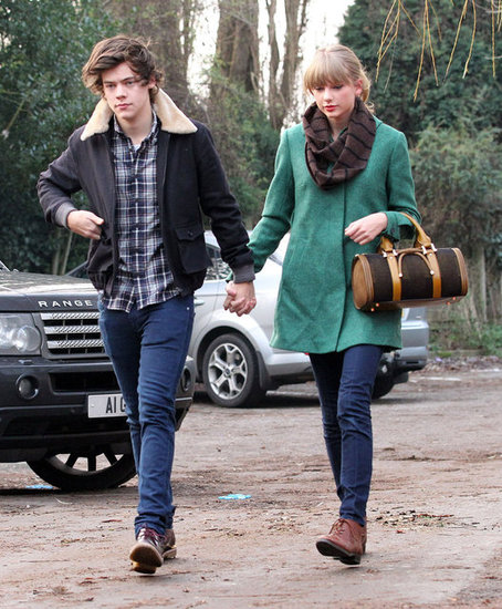 Taylor Swift Confirms She's Officially Done With Harry Styles