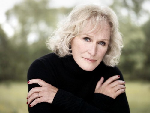 Glenn Close To Be Honored With The AGA Leadership Award
