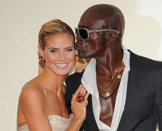 Heidi Klum Seal