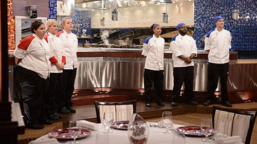 "Hell's Kitchen Season 11 ""6 Chefs Compete"" RECAP 6/13/13"