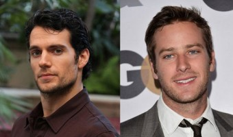 Henry Cavill And Armie Hammer Fighting On 'Man From U.N.C.L.E.' Film Set