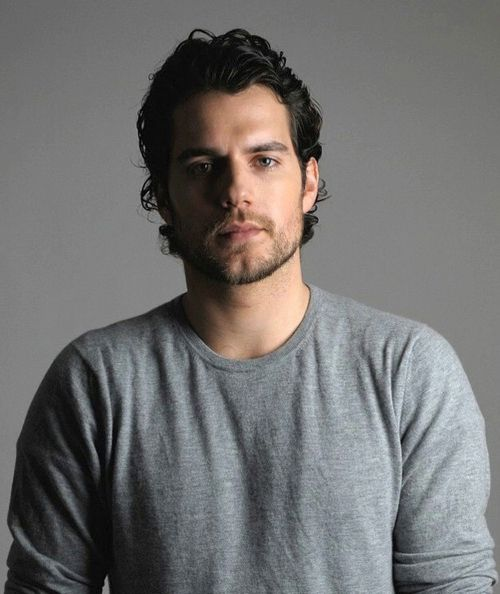 Henry Cavill NEW Superman