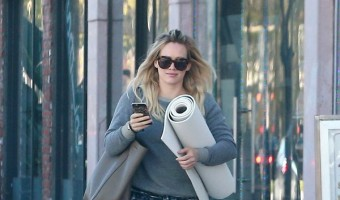 Hilary Duff Opens Up About Mike Comrie Divorce