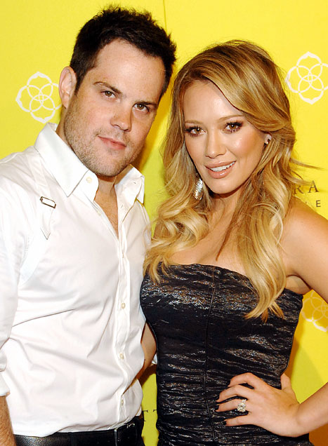 Hilary Duff Struggling To Get Back To Work After The Birth Of Her Son Luca
