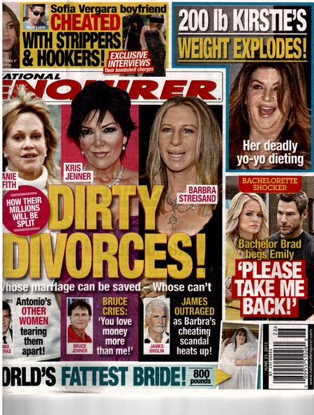 Hollywood Dirty Divorces &#8211; How The Millions Will Be Split