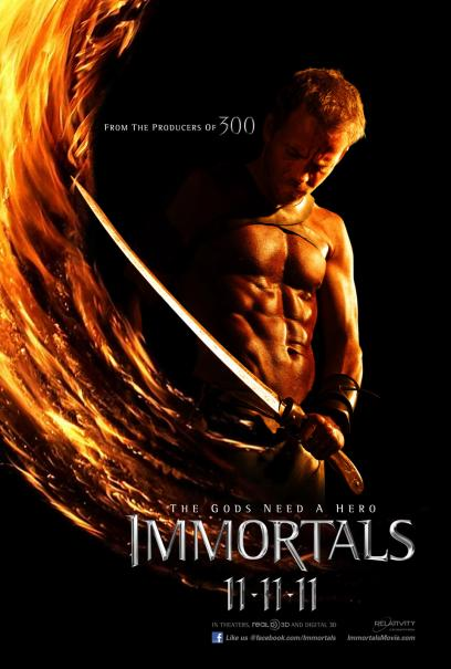 'Immortals' Official Trailer Finally Arrives