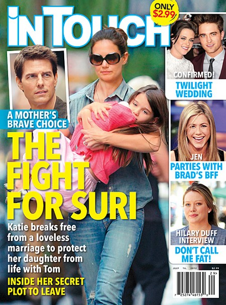 A Brave Mother's Choice: Katie Holmes' Fight for Suri