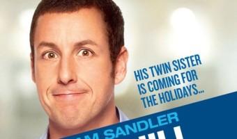 Adam Sandler: 'Jack and Jill' Movie Poster