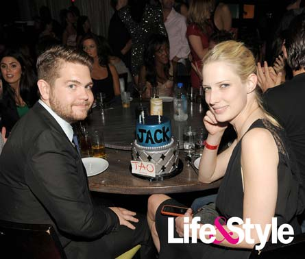 Jack Osbourne Has a New Girlfriend, Sarah McNeilly
