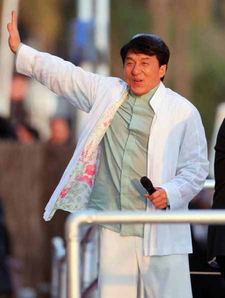 Jackie Chan NOT Retiring from Action Films