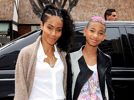 Jada Pinkett Smith Says Daughter's Beauty is not measured by the length of her hair