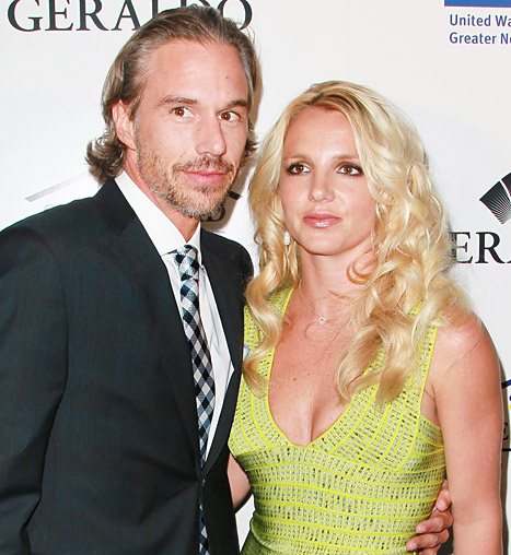 Britney Spears' Relationship To Jason Trawick Ended Weeks Before Announcement