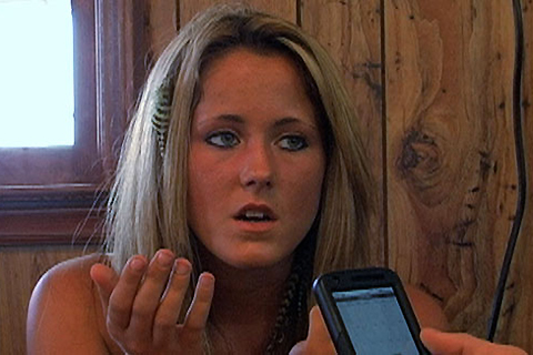 Jenelle Evans Gets Praised By Kesha