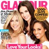 Jennifer Aniston, Demi Moore, and Alicia Keys - Glamour