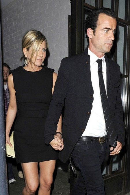 Trouble In Paradise: Jennifer Aniston and Justin Theroux Fighting, Is the End Near?