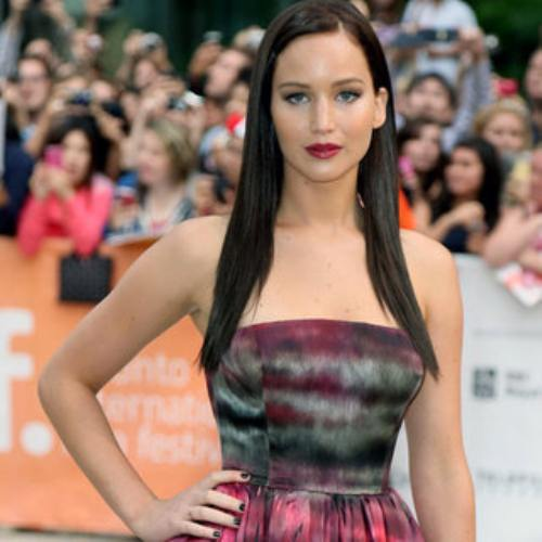 Hunger Games' Jennifer Lawrence: 'I'm Hollywood Obese'