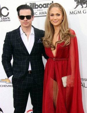 Jennifer Lopez & Casper Smart Call It Quits **FILE PHOTOS**