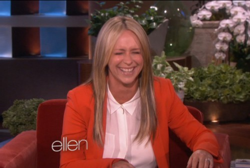 Jennifer Love Hewitt Goes Blond And Talks About Her Husband And New Baby To Ellen (VIDEO)
