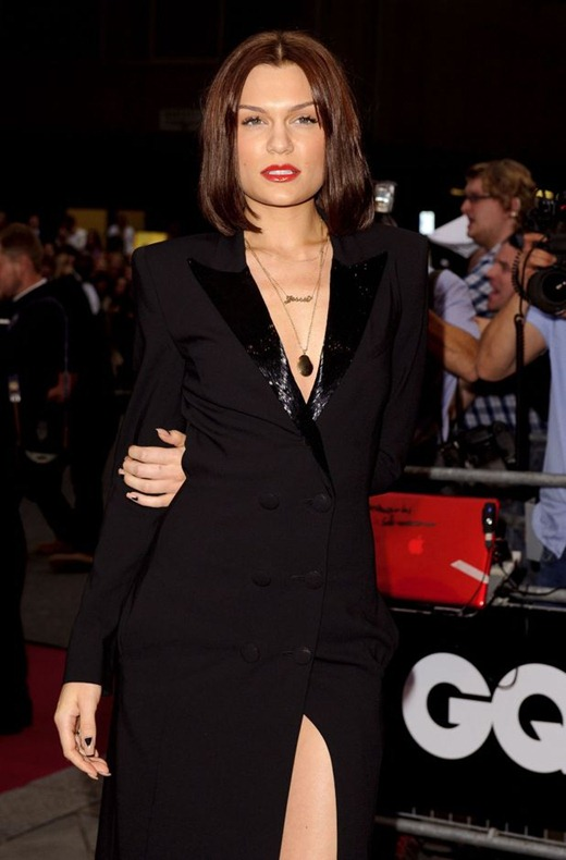 What A Change: Jessie J Debuts Her New Hairstyle At The &lsquo;GQ Men Of The Year Awards&rsquo;
