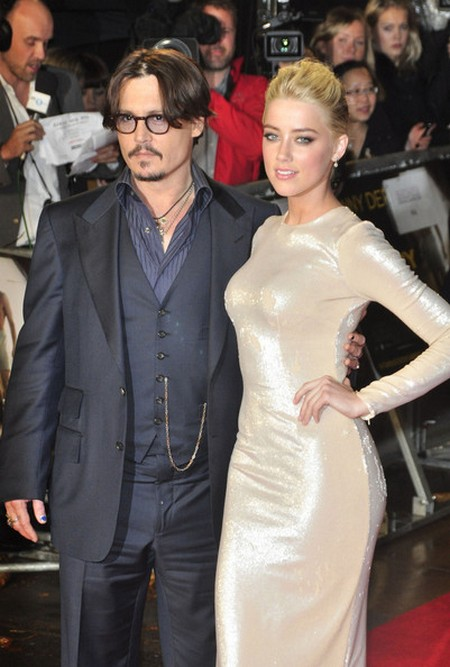 Amber Heard Gets Johnny Depp While Vanessa Paradis Gets A Broken Heart 